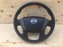Руль. Nissan Patrol, Y62. Под заказ