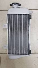 Радиатор охлаждения двигателя. Honda
