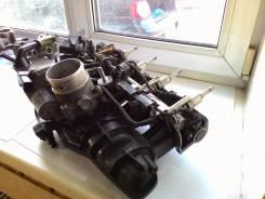 Коллектор впускной. Volkswagen Passat Двигатель BZB