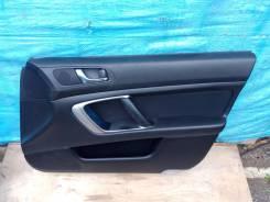 Обшивка двери. Subaru Legacy, BP5 Двигатель EJ20Y
