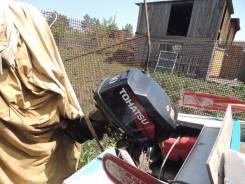 Tohatsu. 40,00л.с., 2х тактный, бензин, нога S (381 мм), Год: 2011 год