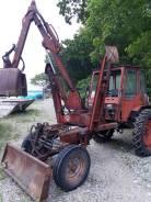 ХТЗ Т-16. Продам трактор т-16 грейферный погрузчик.
