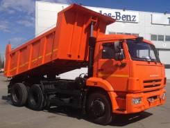 Камаз 65115. Самосвал -776058-42, 280 куб. см., 20 000 кг.