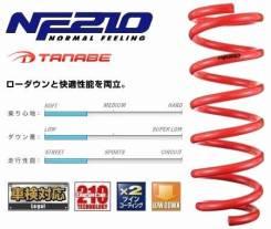 Пружина подвески. Toyota Estima, ACR55W, ACR55 Двигатель 2AZFE