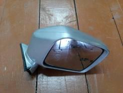 Зеркало заднего вида боковое. Suzuki Solio, MA34S