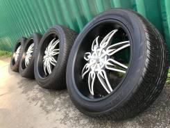 Hipnotic Wheels. 9.5x22, 5x150.00, ET15