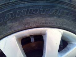 Dunlop Grandtrek SJ6. Всесезонные, 2013 год, износ: 5%, 4 шт