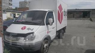 ГАЗ Газель. Продам Газель изотермический фургон, 2 500 куб. см., 1 500 кг.