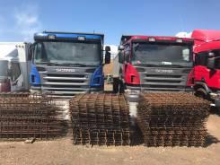 Scania. P380 8X4 2011г, 12 000 куб. см., 33 000 кг.