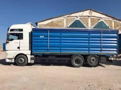 MAN 24. Продается грузовой контейнеровоз .430 с прицепом, 10 518 куб. см., 23 000 кг.
