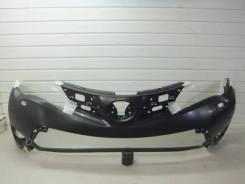 Бампер передний с отв. под омыв. фар toyota rav 4 13-15 новый оригин. Toyota RAV4 Toyota Origin. Под заказ