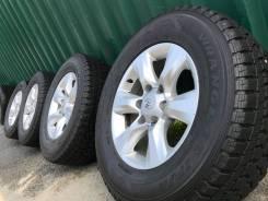 Toyota. 7.5x17, 6x139.70, ET25