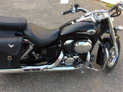 Honda Shadow. 400 куб. см., исправен, птс, с пробегом