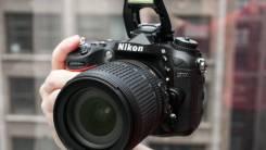 Nikon D7100. 20 и более Мп, зум: 5х