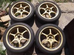 Advan Racing RGII. 7.5x17, 5x100.00, ET45