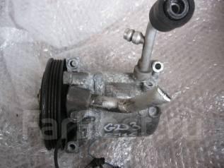 Компрессор кондиционера. Subaru Impreza, GD2, GD3, GD4, GG2, GG3
