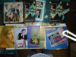 Коллекция виниловых пластинок, собиралась много лет. около 100 ШТ.