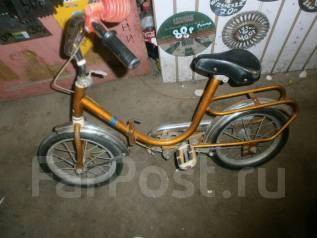 Раскладной детский велосипед ссср. Оригинал