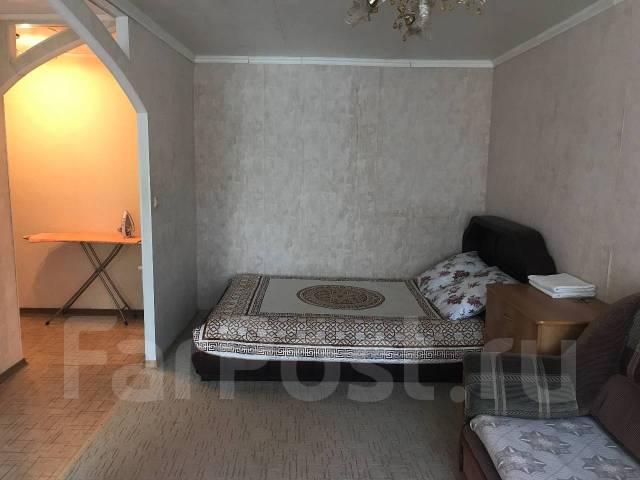 1-комнатная, бульвар Амурский 37. Центральный, 30кв.м.