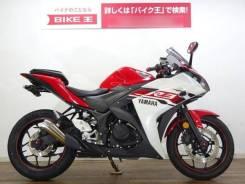 Yamaha YZF R3. 350 куб. см., исправен, птс, без пробега