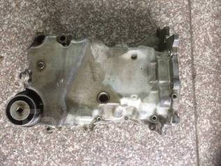 Поддон. Toyota Vitz, NSP135 Двигатель 1NRFE