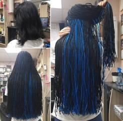 Плетение афрокос и зизи