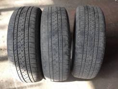 Bridgestone Dueler H/L Alenza. Летние, 2010 год, износ: 60%, 3 шт