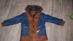 Куртки. Рост: 86-98, 98-104, 104-110 см