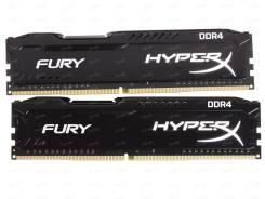 Оперативная память Kingston HyperX FURY Black Series. Под заказ