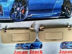 Кронштейн козырька солнцезащитного. Toyota Crown, GS171, GS171W, JZS171, JZS171W, JZS173, JZS173W, JZS175, JZS175W Двигатели: 1GFE, 1JZFSE, 1JZGE, 1JZ...