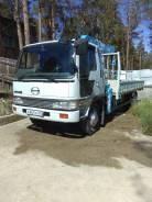 Hino Ranger. Продается грузовик с манипулятором, 5 000 кг.