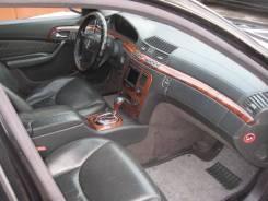 Сиденье. Mercedes-Benz S-Class, W220