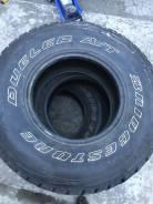 Bridgestone Dueler A/T. Грязь AT, износ: 10%, 4 шт