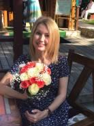 Ведущая Марина Назаренко