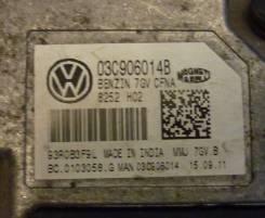 Блок управления ДВС Volkswagen POLO sed rus