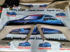 Обшивка багажника. Toyota Caldina, AT211, AT211G, ST210, ST210G, ST215, ST215G, ST215W Двигатели: 3SFE, 3SGE, 3SGTE, 7AFE
