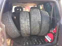 Dunlop Grandtrek AT2. Всесезонные, износ: 50%, 4 шт