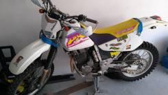Suzuki DR 250. 250 куб. см., исправен, птс, с пробегом