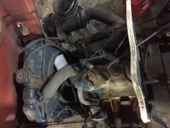 Двигатель в сборе. Kubota B6000