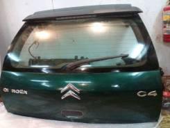Дверь багажника. Citroen C4
