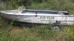 МКМ. Год: 1985 год, длина 4,20м., двигатель подвесной, бензин