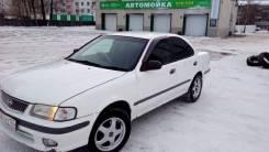 Nissan Sunny. автомат, передний, 1.5 (105 л.с.), бензин, 210 000 тыс. км