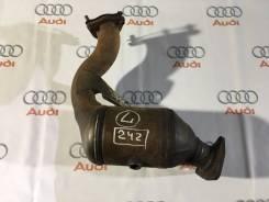 Катализатор. Audi Coupe Audi A5