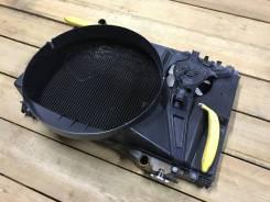Радиатор охлаждения двигателя. Toyota Soarer, JZZ30, JZZ31 Двигатель 1JZGTE