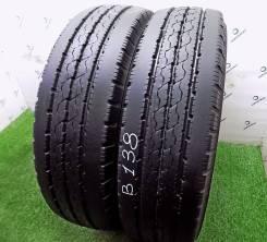 Bridgestone Duravis R205. Летние, 2007 год, износ: 10%, 2 шт