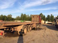 МАЗ 93866. Полуприцеп 35 тонн, 3 500 кг.