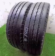 Bridgestone Duravis R205. Летние, 2005 год, износ: 20%, 2 шт
