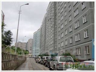 2-комнатная, улица Русская 11а. Вторая речка, частное лицо, 52 кв.м. Дом снаружи