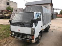 Mitsubishi Canter. (Мицубиси Кантер), 2 800 куб. см., 1 750 кг.
