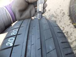 Michelin Pilot Sport 3. Летние, 2011 год, износ: 10%, 4 шт. Под заказ